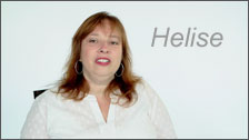 Video Testimonial of Helise