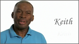 Video Testimonial of Keith