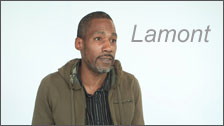 Video Testimonial of Lamont
